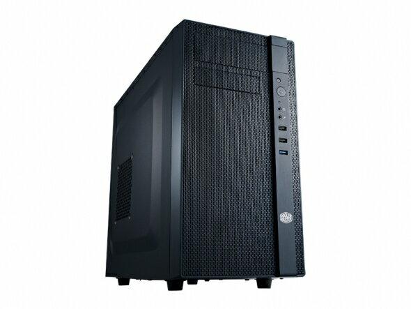 Cooler Master 酷馬 N200 黑化機殼 Micro-ATX