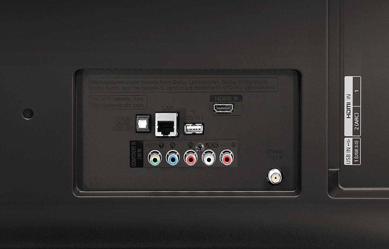LG Electronics 49UJ6300 49-Inch 4K Ultra HD Smart LED TV (2017 Model) 5