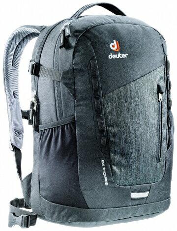 【露營趣】中和 送贈品 Deuter 德國 3810415 StepOut 休閒旅遊背包/自行車背包/自助旅行背包 22L