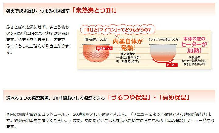 日本象印 ZOJIRUSHI  / NP-VZ10 /  黑厚釜IH 電子鍋 約6人份 5.5合 -日本必買 日本樂天代購(16200*5) 2