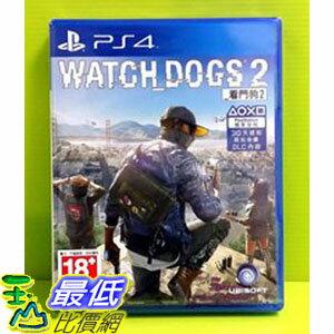 (刷卡價) (送看門狗2限量畫冊) PS4 看門狗 2 Watch Dogs 2 亞版中文版