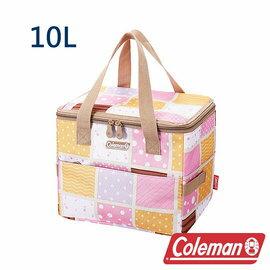 Coleman 保冷袋10L 桃紅 CM-27226 露營│登山│行動冰箱│保冰袋│野餐│便?