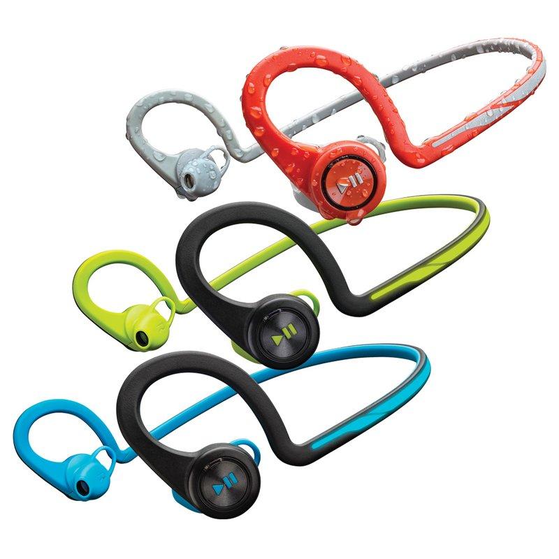 Plantronics BACKBEAT FIT 繽特力 二年保 無線藍芽耳機 可通話附臂套 聖誕禮物