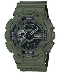 CASIO 卡西歐 G SHOCK 時尚再起雙顯腕錶 GA-110LP-3A 51.2mm