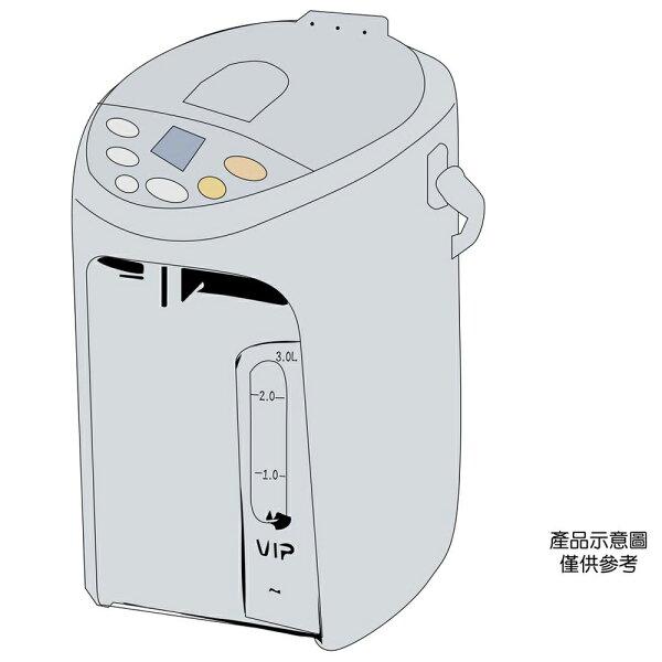 【Panasonic國際牌】3公升真空斷熱節能保溫熱水瓶NC-HU301P