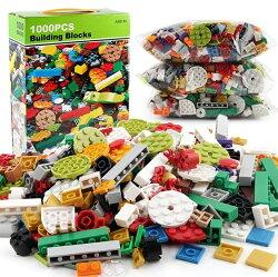 易集GO商城-澳洲爆款Building Blocks 1000PCS益智積木組/與LEGO樂高相容-2486311
