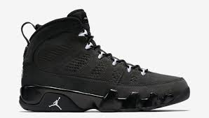 NIKE AIR JORDAN 9 RETRO ANTHRACITE 限量 黑灰 男鞋 US 9.5~10.5 302370-013 J倉
