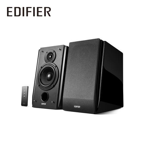 【迪特軍3C】R1800TIII 【EDIFIER】喇叭 二件式喇叭 有線喇叭 可加購USB藍牙接放器升級無線喇叭