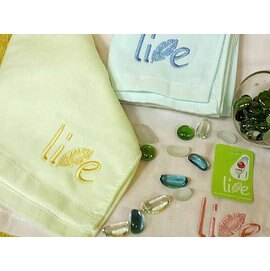 【LIFE來福牌-HP02569】 刺繡紗布運動毛巾1入