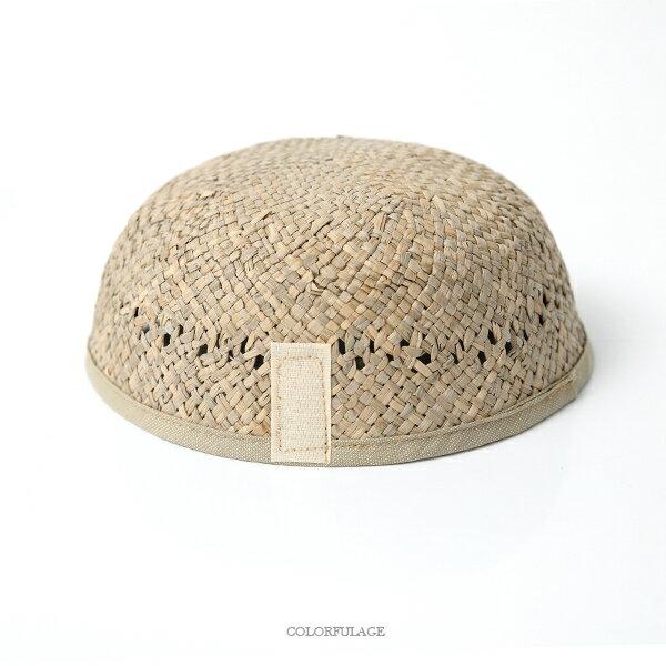 藤編帽安全帽內襯透氣帽騎士必備生活小物【NHB4】柒彩年代