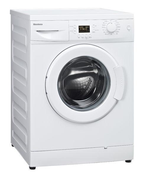 Blomberg 博朗格 8Kg 前開滾筒洗衣機 WML85420 贈好禮 (繡花床蓋組/XFO洗衣粉*1) 免運 送安裝