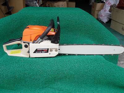 小松款5200汽油鋸普通配置油鋸汽油鏈鋸 伐木鋸 園藝鋸1入