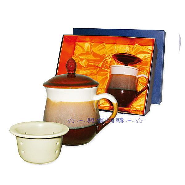 ☆︵興雲網購︵☆【1912】2入養生能量杯精裝盒 陶瓷杯 泡茶杯 健康養生能量杯和風杯 杯子