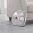 體脂計 趨勢圖 台灣製造 雙螢幕旗艦中文體脂計 台灣品牌【oserio歐瑟若】FWP-520D尊爵銀 2