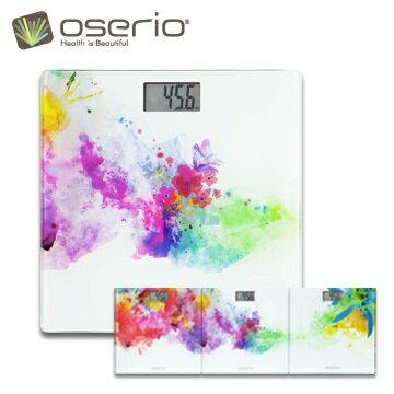 全國限量999台【oserio歐瑟若 】電子體重計/電子秤/--蛻變系列