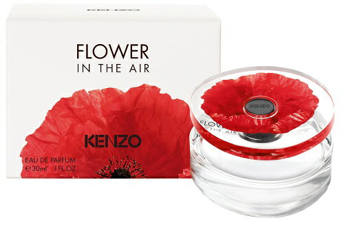 KENZO FLOWER IN THE AIR 空中之花 女性淡香精 30ML ~真愛香水