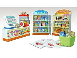 【淘氣寶寶】日本 Toyroyal 樂雅 生活情景系列-小小店長便利店組 6782