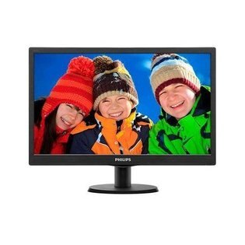 【新風尚潮流】PHILIPS飛利浦電腦液晶顯示器螢幕V系列24吋型支援HDMI243V5QHSBA