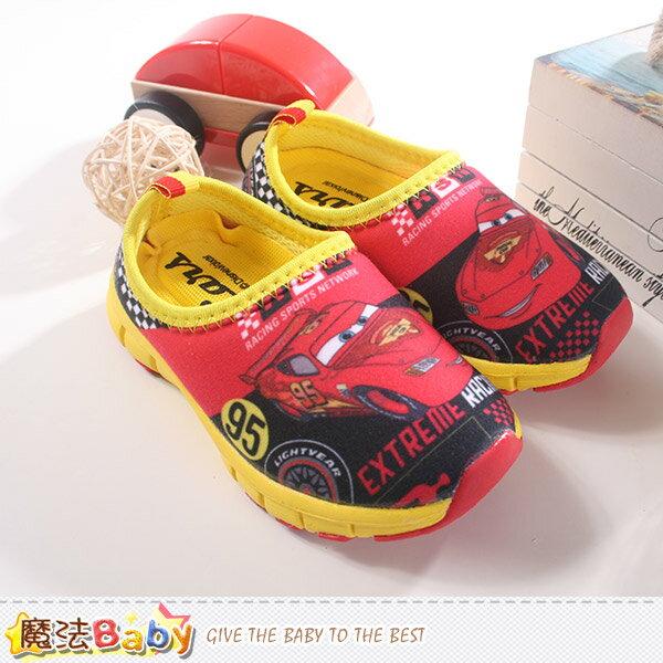 迪士尼閃電麥坤超輕量男童鞋 魔法Baby~sh8145