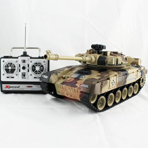 【瑪琍歐玩具】1:20 遙控坦克車