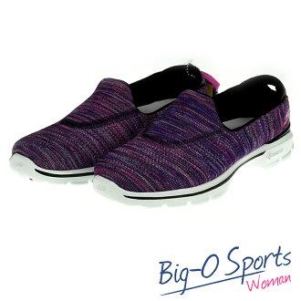 SKECHERS GO WALK 3 健走系列 女 13987BKMT Big-O Sports