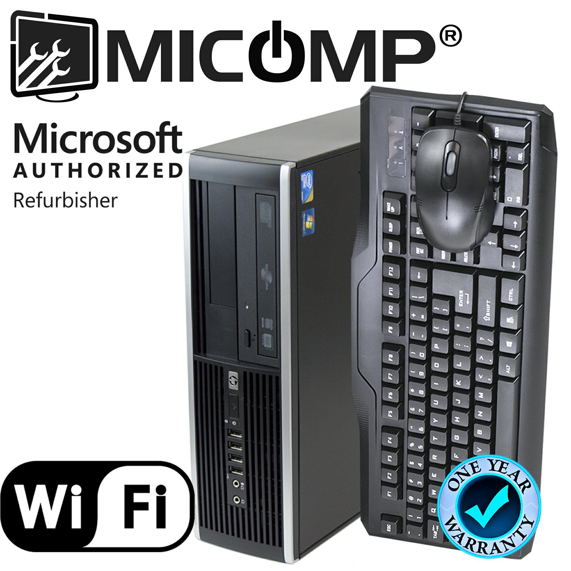 Hp Pro Computer 6200 SF I5-2400 3 10GHz 16GB 500GB DvD Windows 10 Home 1  year Warranty