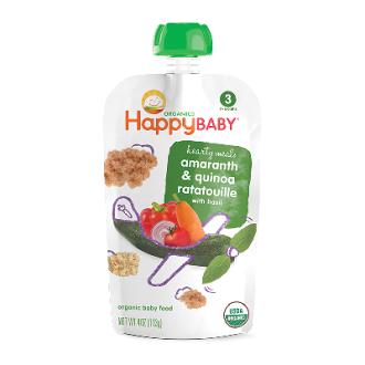 【HappyFamily】12入裝 佑爾康金貝親有機嬰兒副食品 (3種口味/每款4包) / 即食/ 肉泥