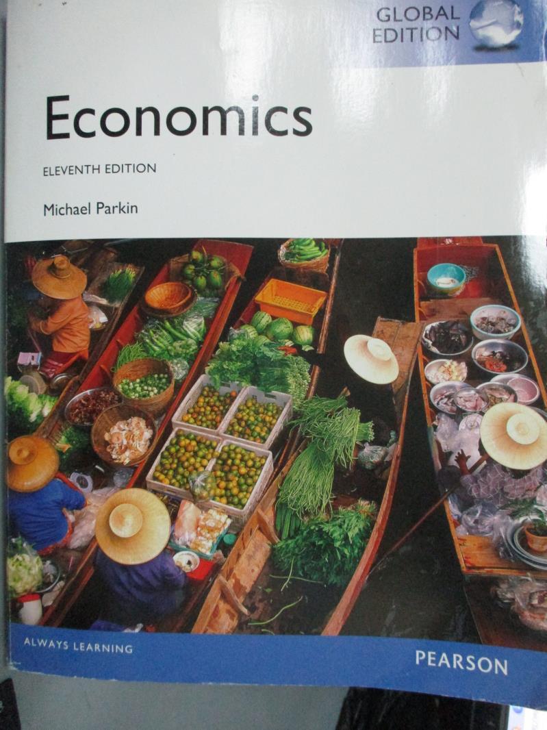 【書寶 書T6/大學商學_QIF】Economics11 e_Michael Parkin