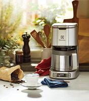 Electrolux伊萊克斯商品推薦伊萊克斯設計家系列美式咖啡機 (ECM7814S)