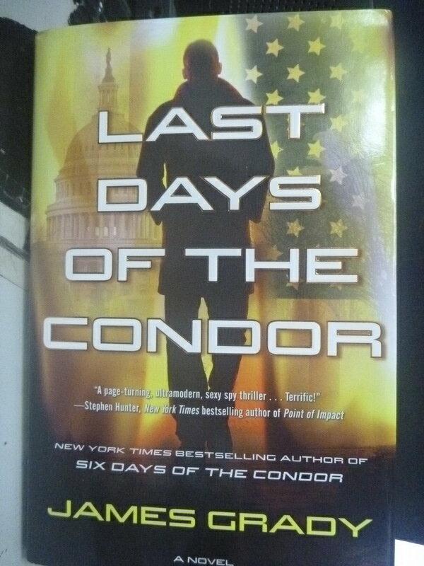 ~書寶 書T7/原文書_ZEA~Last Days of the Condor_Grady