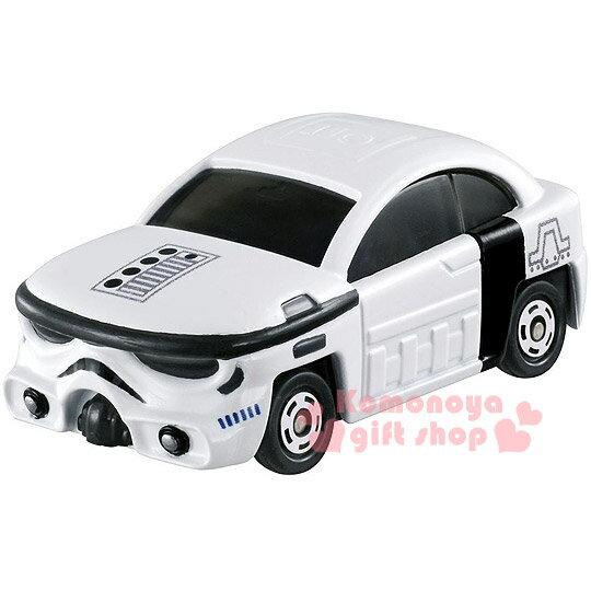 〔小禮堂〕星際大戰 白武士 TOMICA小汽車《白.SC-02.黑盒裝》STAR WARS系列