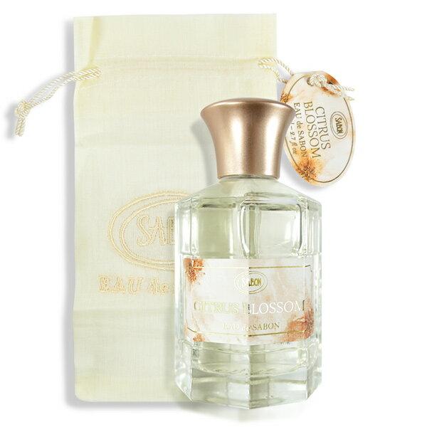 SABON 宣言系列香水-橙花漫舞 80ml Citrus Blossom Eau de Sabon - WBK SHOP