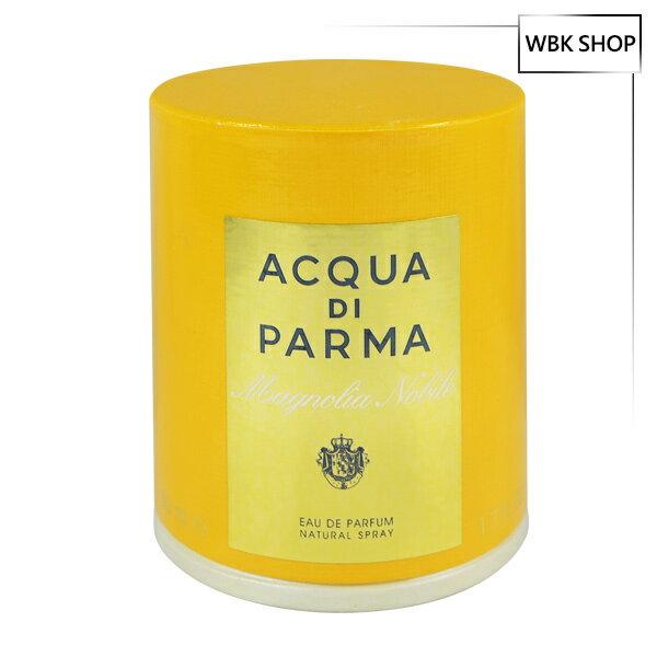Acqua di Parma 帕爾瑪之水 高貴木蘭花女性淡香精 50ml Magnolia Nobile EDP - WBK SHOP