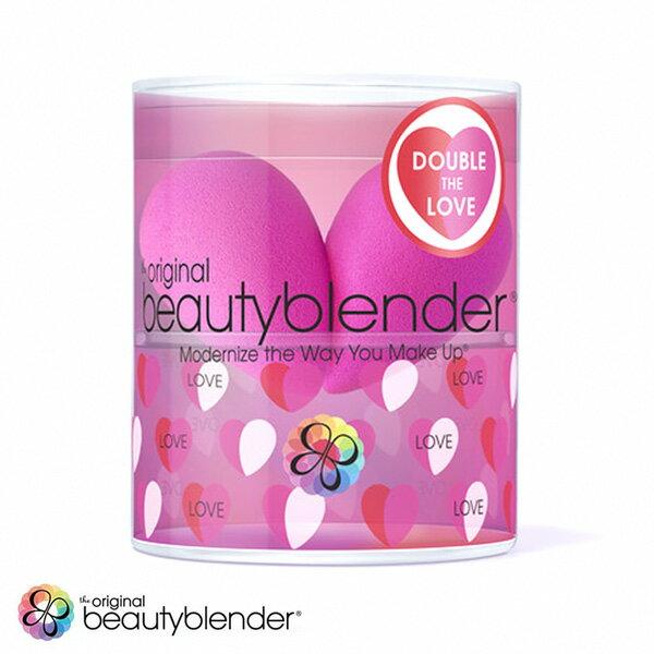 beautyblender®原創粉甜蜜雙心限定組-WBKSHOP
