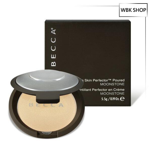Becca 無瑕光燦提亮膏 #Moonstone 5.5g Shimmering Skin Perfector Poured Creme - WBK SHOP