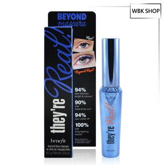 Benefit 假不了!濃俏睫毛膏 8.5g #藍色 - WBK SHOP