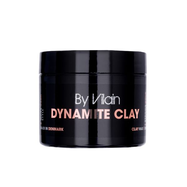 By Vilain 無光澤凝土髮蠟 65ml Dynamite Clay - WBK SHOP