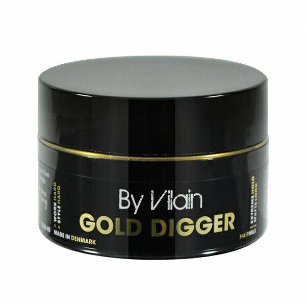 By Vilain 無光澤髮蠟 旅行罐 15ml Gold Digger - WBK SHOP