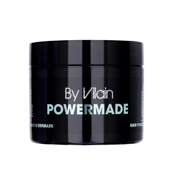 By Vilain 水洗式髮油 65ml PowerMade Pomade - WBK SHOP
