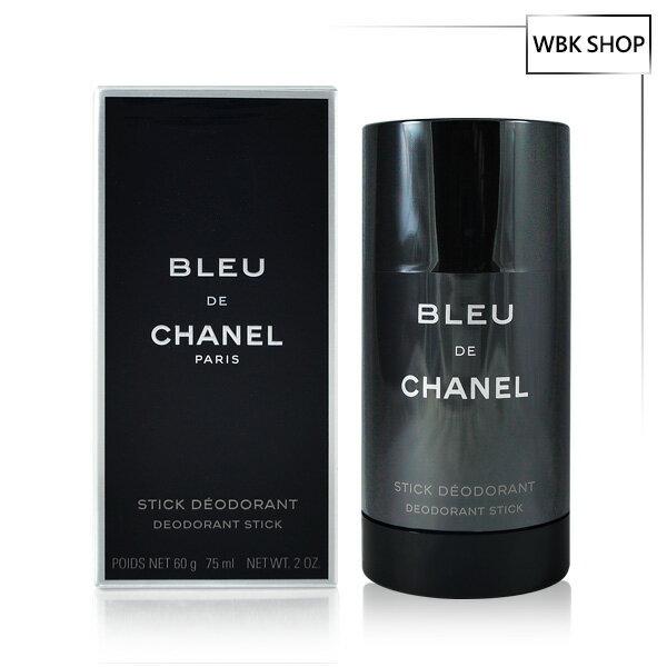 CHANEL 香奈兒 Bleu 藍色男性體香膏 60g - WBK SHOP