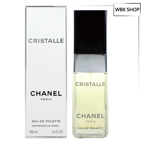 WBK SHOP:CHANEL香奈兒Cristalle淡香水100mlCristalleEDT-WBKSHOP