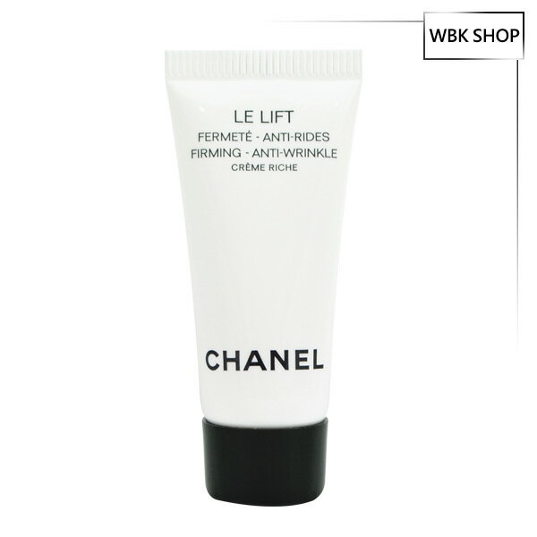 Chanel 香奈兒 3.5DA彈力緊緻活萃乳霜 豐潤版 5ml Le Lift Firming-Anti-Wrinkle Creme Riche - WBK SHOP
