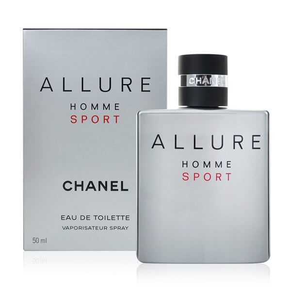 CHANEL 香奈兒 Allure 男性運動淡香水 50ml Allure Homme Sport - WBK SHOP