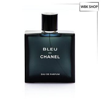 CHANEL 香奈兒 Bleu de Chanel 藍色 男性淡香精 EDP 100ml - WBK SHOP