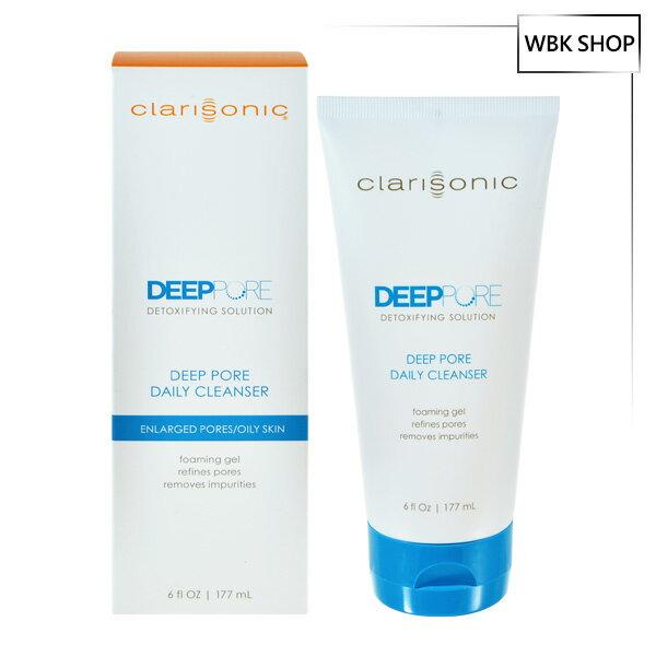 Clarisonic 科萊麗 毛孔飛縮洗面露 177ml Deep Pore Daily Cleanser - WBK SHOP