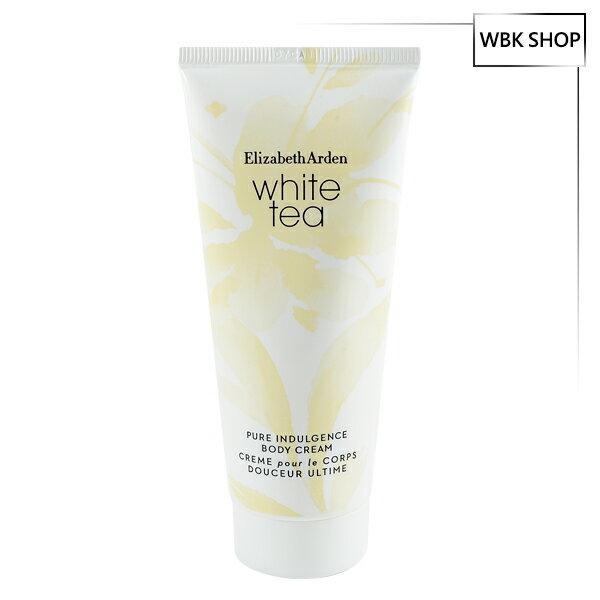Elizabeth Arden 伊莉莎白雅頓 白茶身體潤膚乳霜 100ml Elizabeth Arden White Tea Pure Indulgence Body Cream - WBK SHO..