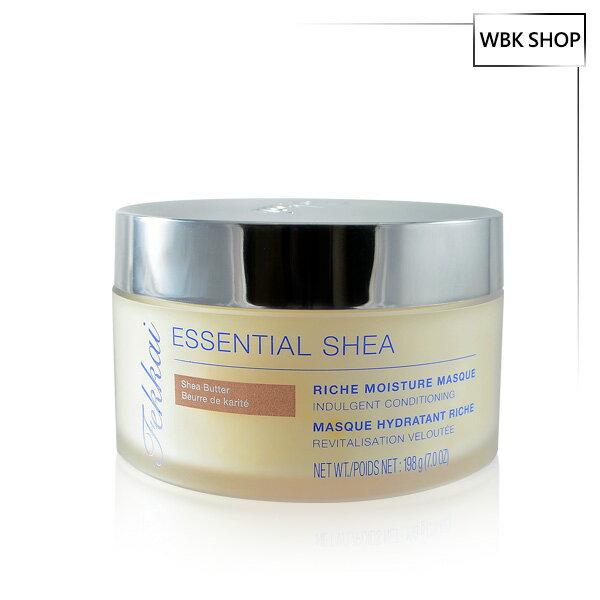 Frederic Fekkai 乳木果油3分鐘快速護髮膜 198g Essential Shea 3 Minute Mask Shea Butter - WBK SHOP