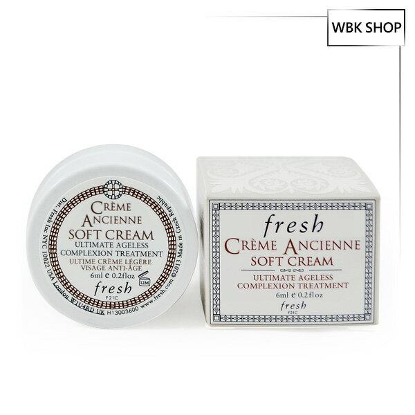 Fresh 馥蕾詩 古源駐顏修護乳霜 6ml Creme Ancienne Soft Cream - WBK SHOP