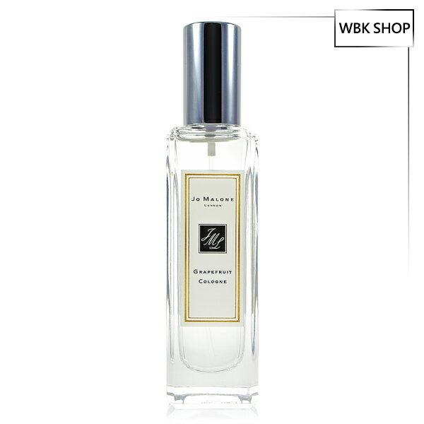 【買就送Amore Pacific體驗包,隨機出貨數不挑款】Jo Malone 葡萄柚 女性香水 30ml (含外盒、緞帶、提袋) - WBK SHOP