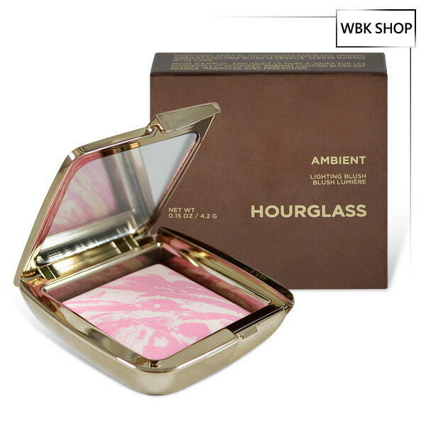 Hourglass 腮紅 4.2g - #Ethereal Glow (Ambient Lighting Blush) - WBK SHOP